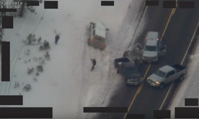 FBI Agent Charged in Oregon Standoff Shooting