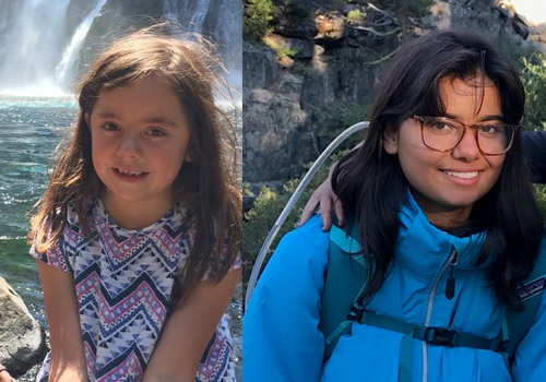 2 girls from Lake Tahoe reported missing in Oregon