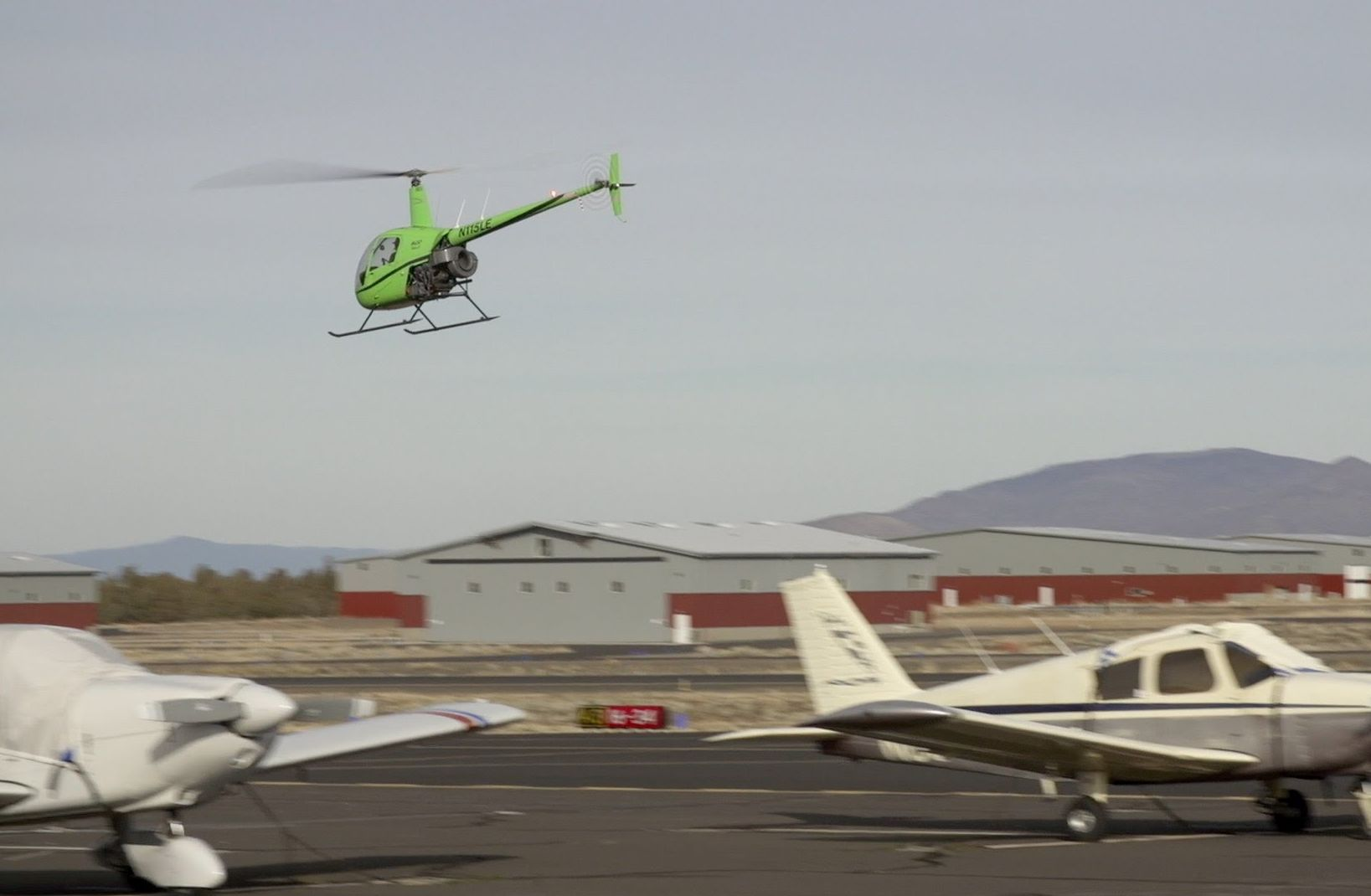 Bend Airport To Expand Helicopter Operations