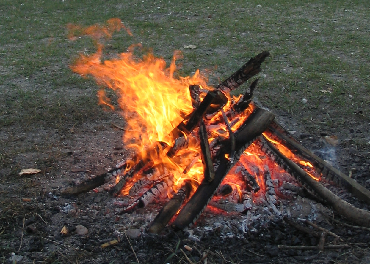 Campfire Restrictions Take Effect Monday