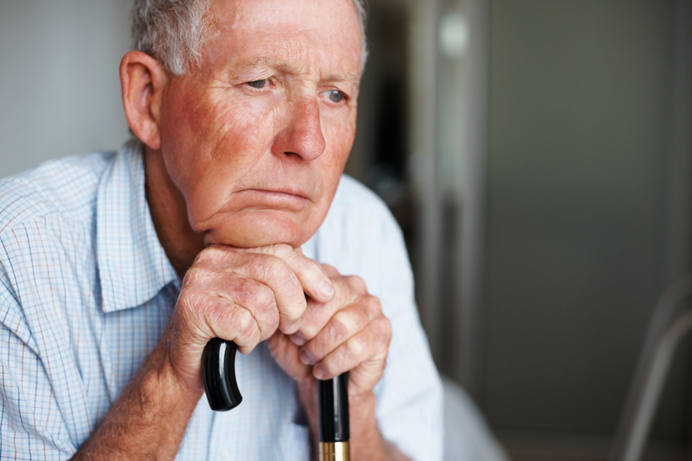 Reports of Elder Abuse on the Rise