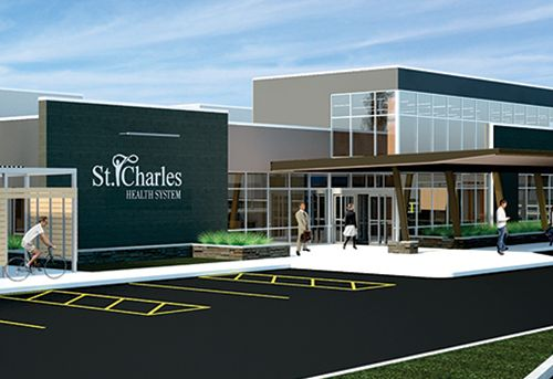 St Charles Opens South End Clinic