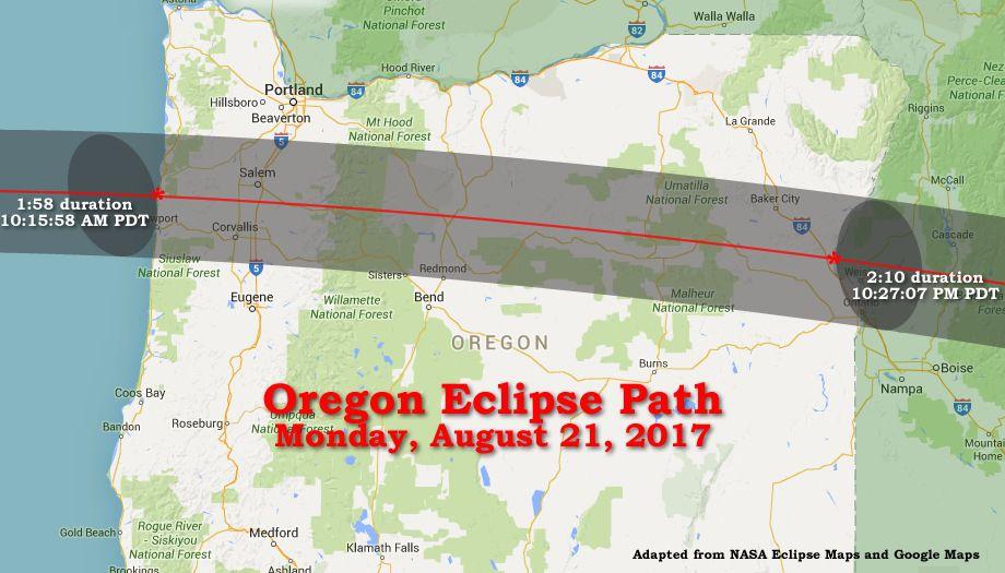 Odot Plans For Massive Eclipse Traffic